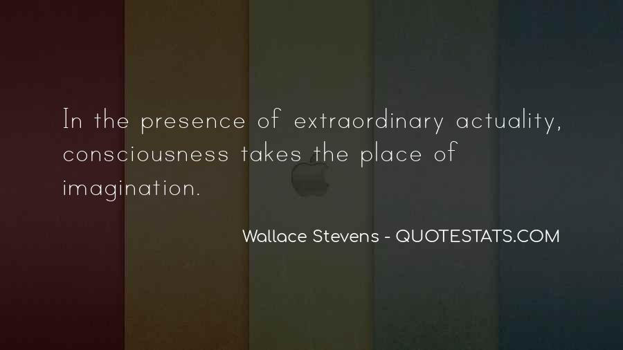 Wallace Stevens Quotes #554532