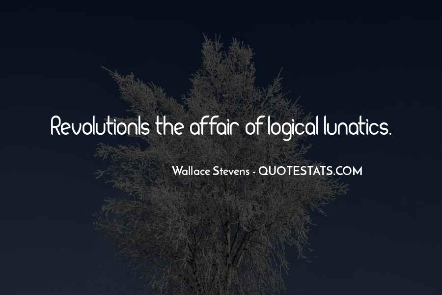 Wallace Stevens Quotes #572618