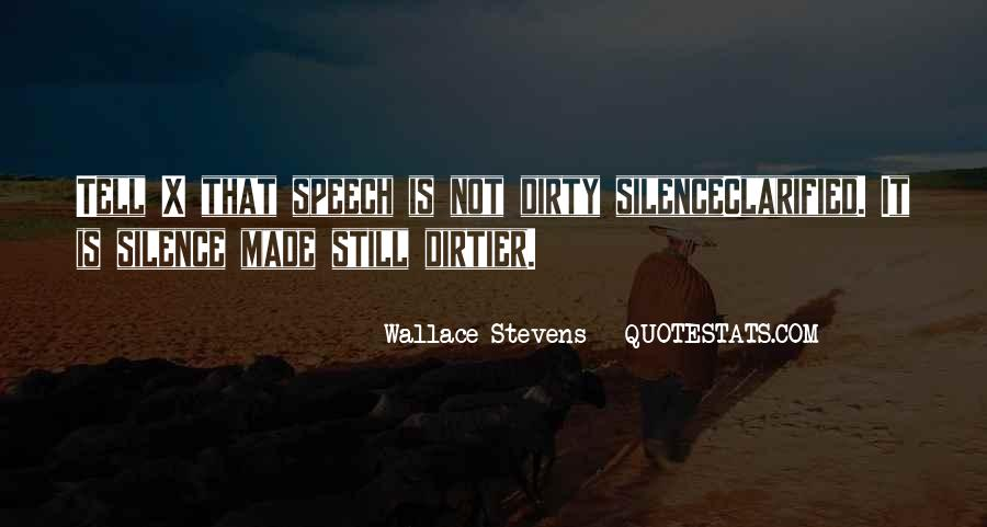 Wallace Stevens Quotes #666084