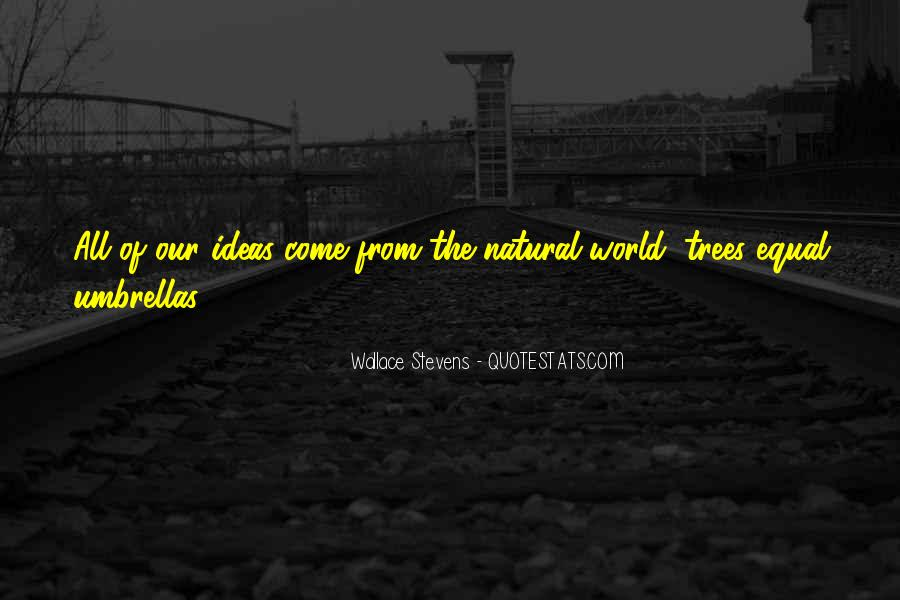 Wallace Stevens Quotes #680003