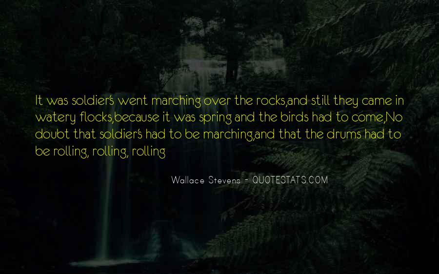 Wallace Stevens Quotes #878689
