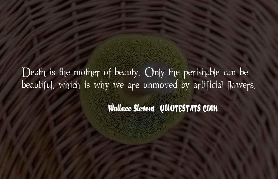 Wallace Stevens Quotes #972898