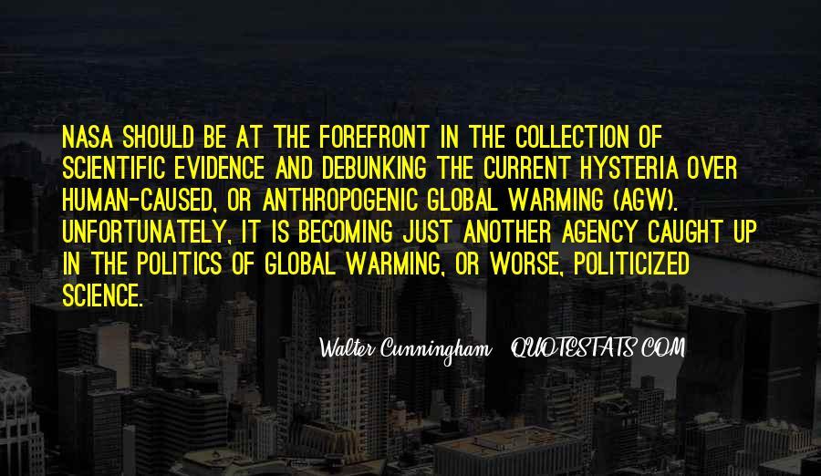 Walter Cunningham Quotes #1331323