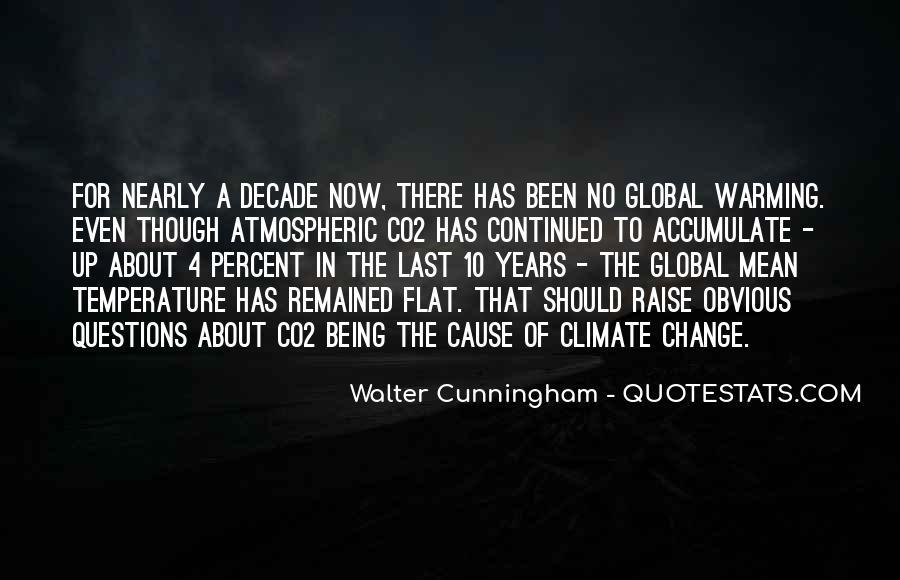 Walter Cunningham Quotes #1528576