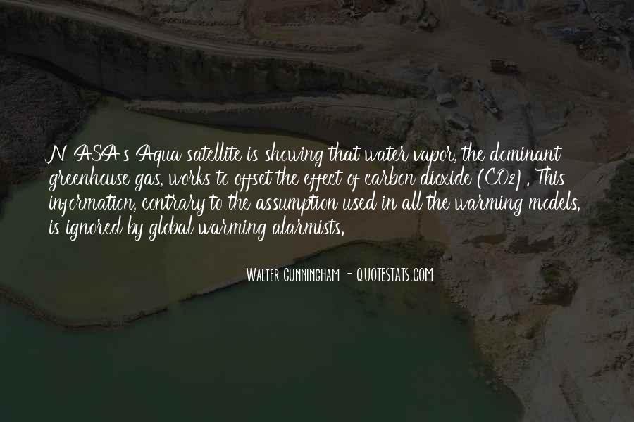 Walter Cunningham Quotes #653346