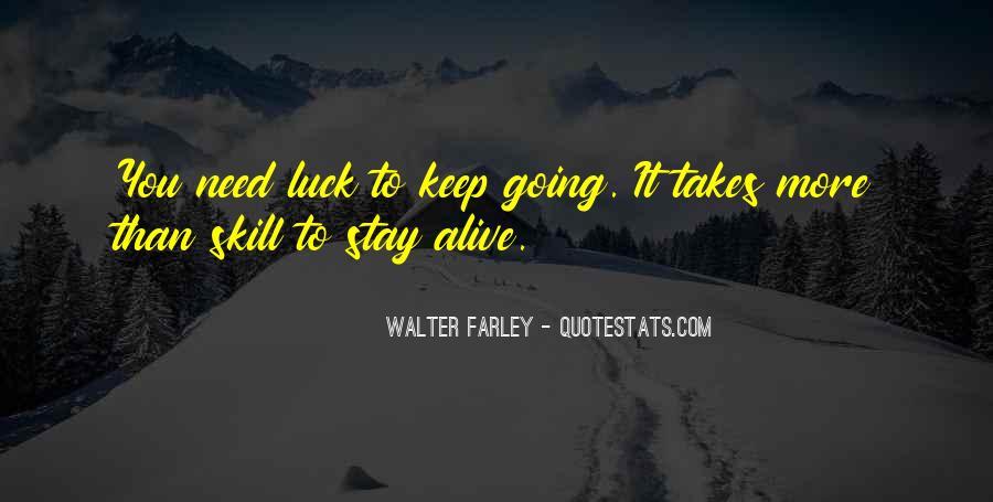 Walter Farley Quotes #1372270