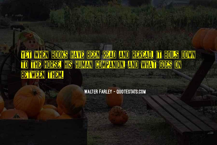 Walter Farley Quotes #290776