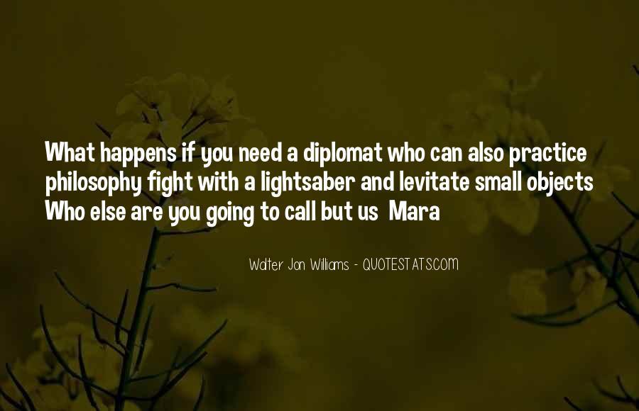 Walter Jon Williams Quotes #1578965