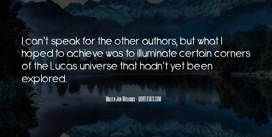 Walter Jon Williams Quotes #462845