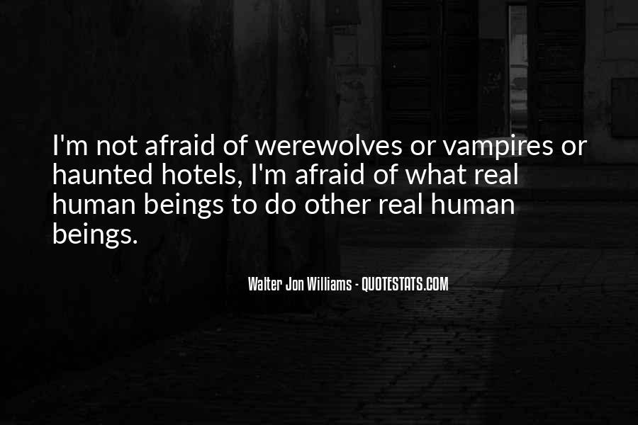 Walter Jon Williams Quotes #770641