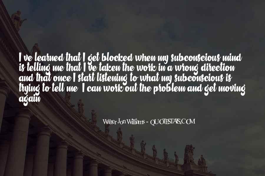 Walter Jon Williams Quotes #799983