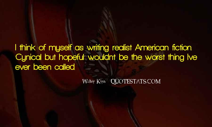 Walter Kirn Quotes #1018338