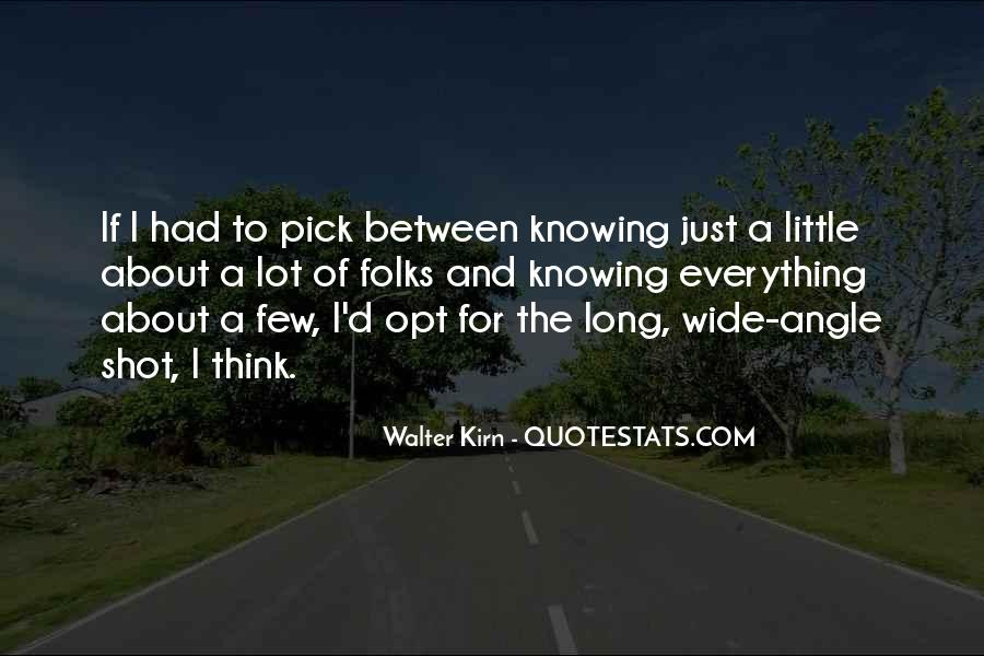 Walter Kirn Quotes #107751