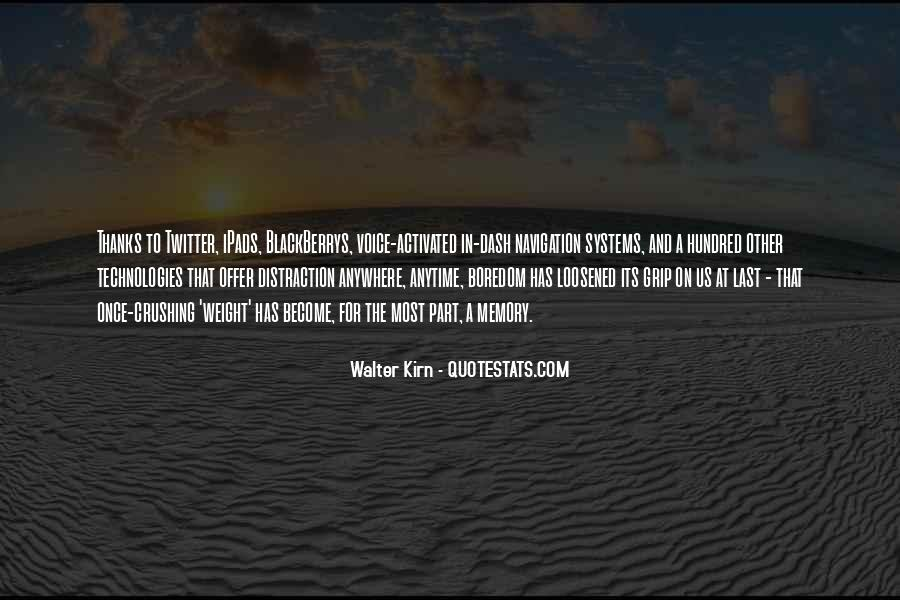 Walter Kirn Quotes #1117175