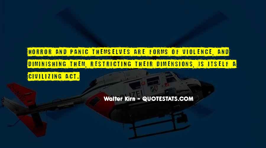 Walter Kirn Quotes #1243040