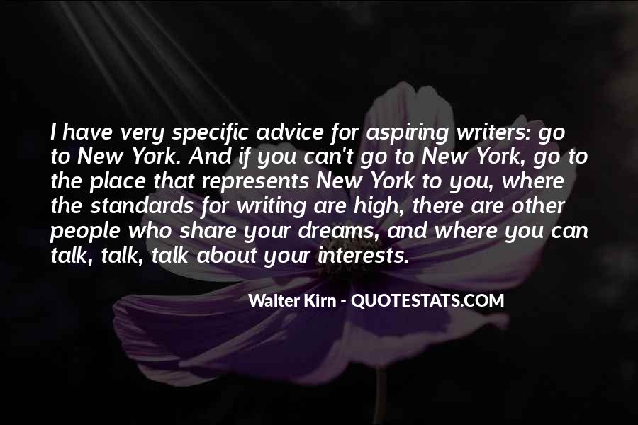 Walter Kirn Quotes #1567483