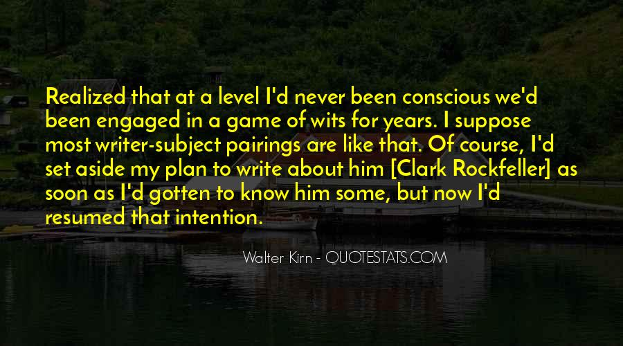 Walter Kirn Quotes #301792
