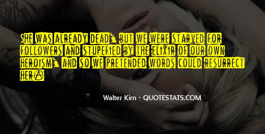 Walter Kirn Quotes #727620