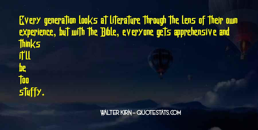 Walter Kirn Quotes #781646