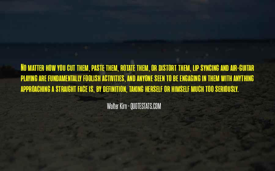 Walter Kirn Quotes #784260