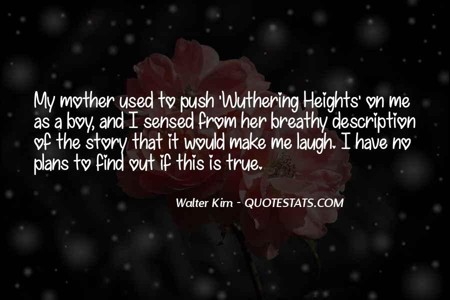 Walter Kirn Quotes #808677