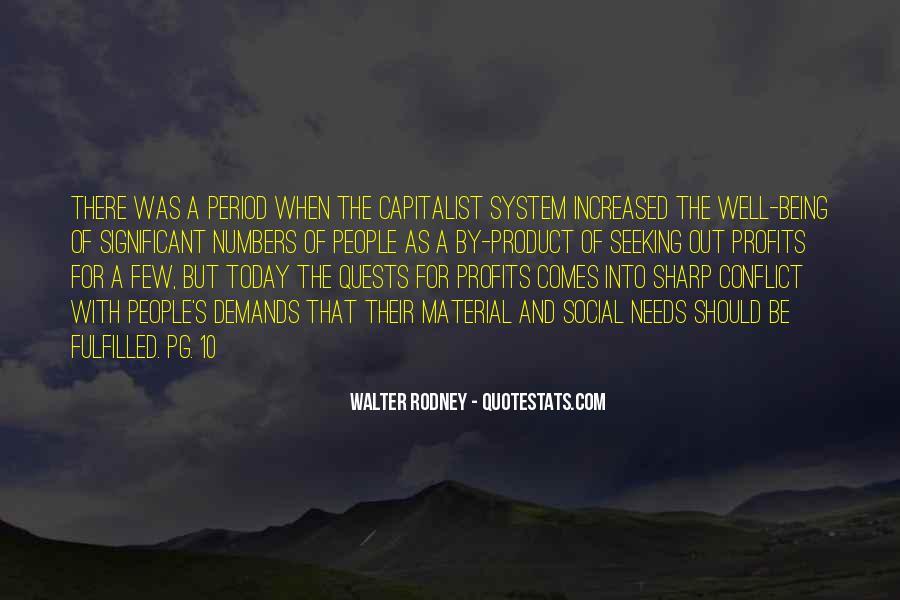Walter Rodney Quotes #144509