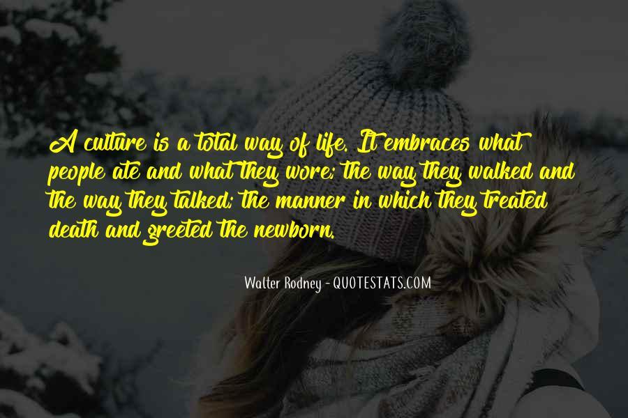 Walter Rodney Quotes #1578203