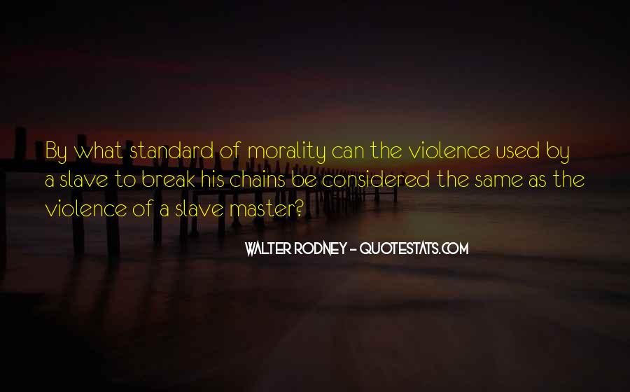 Walter Rodney Quotes #1689431