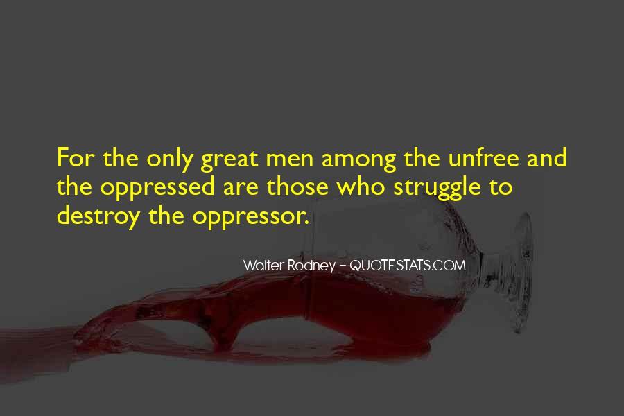 Walter Rodney Quotes #881159