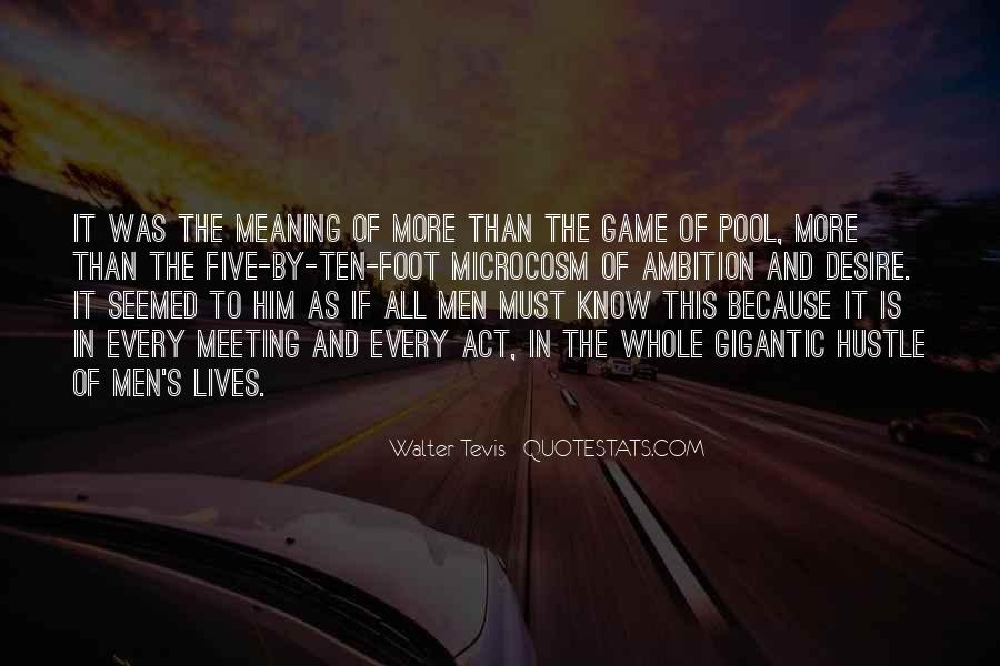 Walter Tevis Quotes #885802