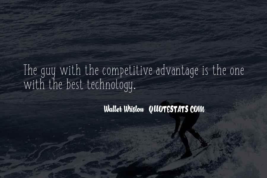 Walter Wriston Quotes #1183081