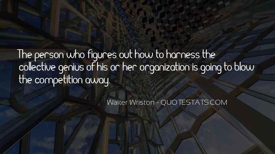 Walter Wriston Quotes #1566401