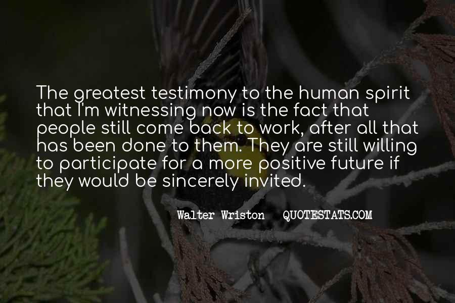 Walter Wriston Quotes #1762433
