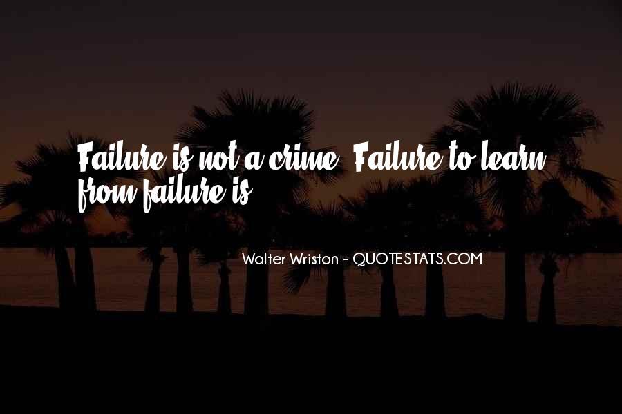 Walter Wriston Quotes #253281
