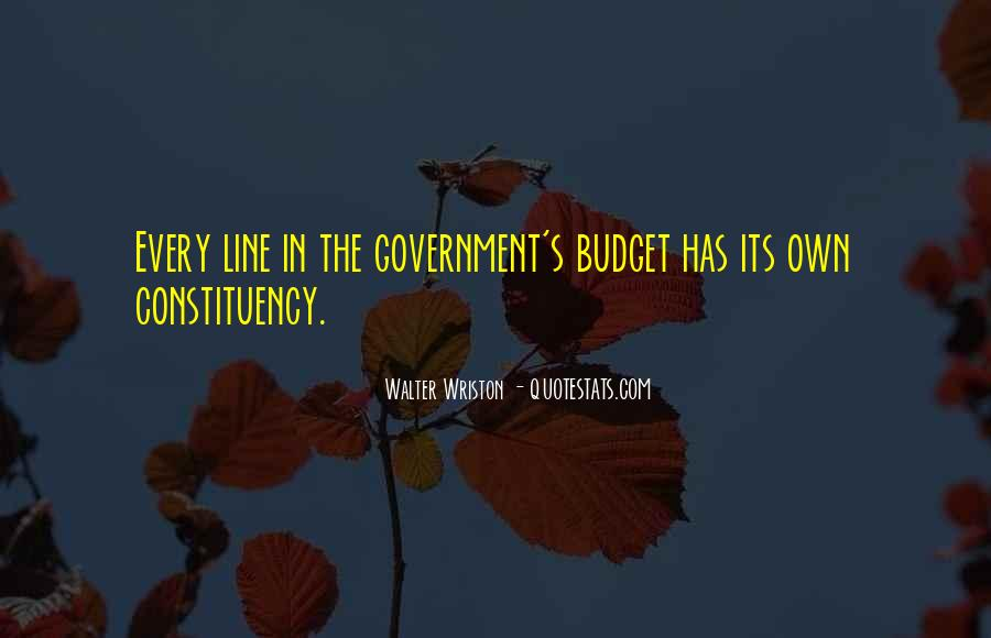Walter Wriston Quotes #60864