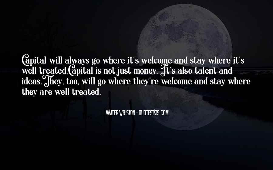 Walter Wriston Quotes #905527