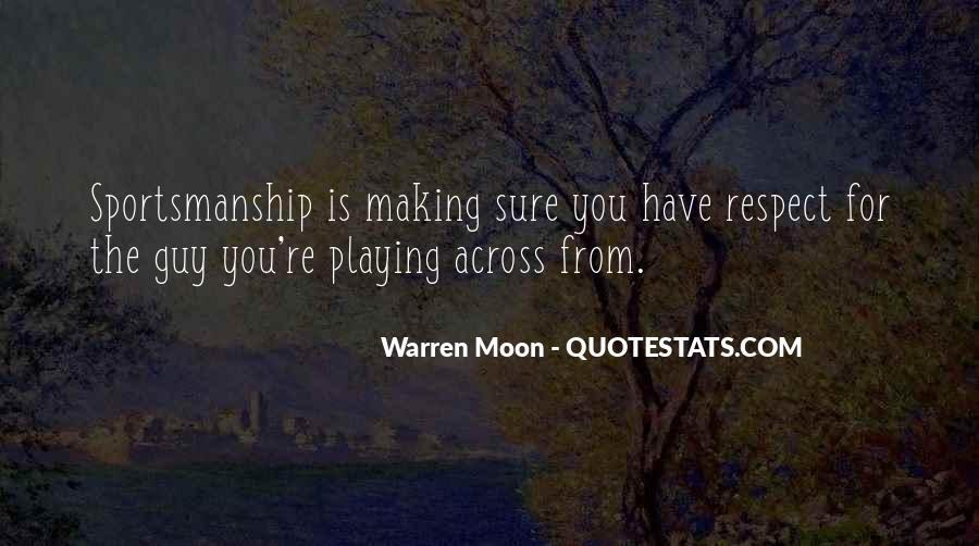 Warren Moon Quotes #1384161