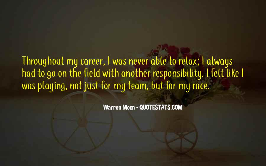 Warren Moon Quotes #140634