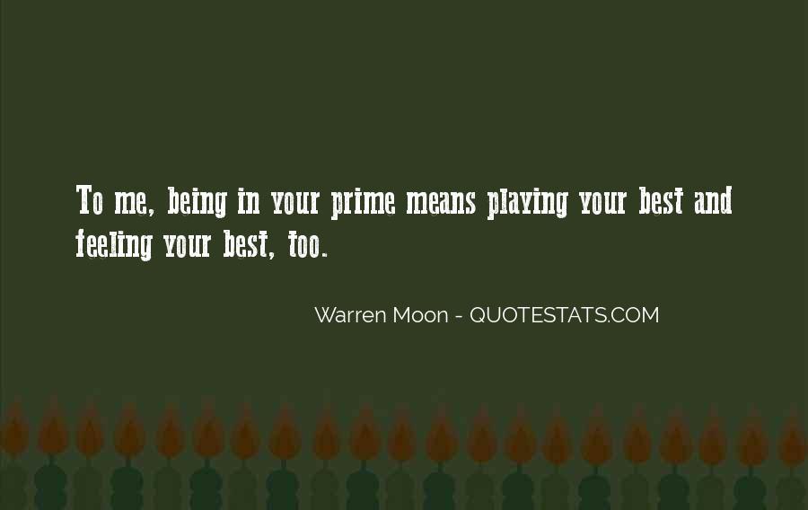 Warren Moon Quotes #1831947