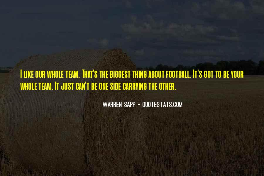Warren Sapp Quotes #992889