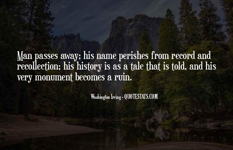 Washington Irving Quotes #1147364