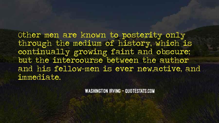 Washington Irving Quotes #1242645