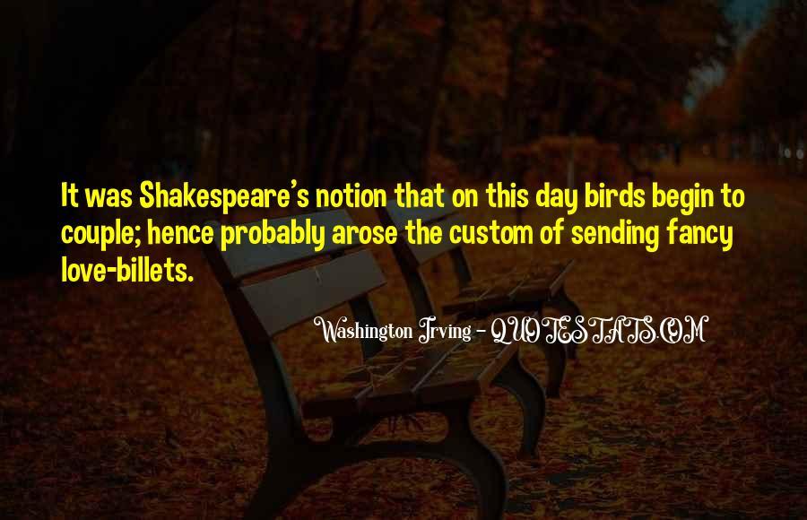 Washington Irving Quotes #1330919