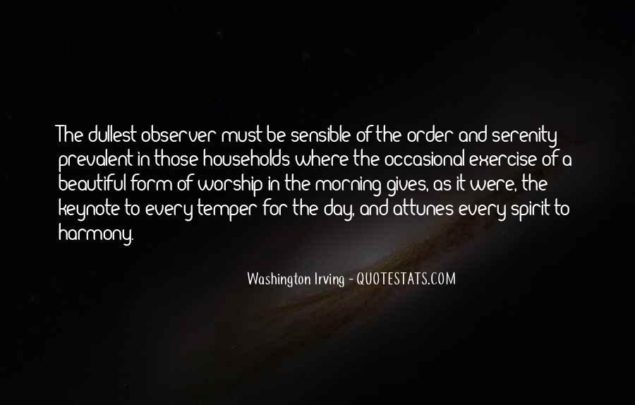 Washington Irving Quotes #1346598