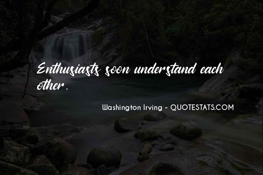Washington Irving Quotes #1451258