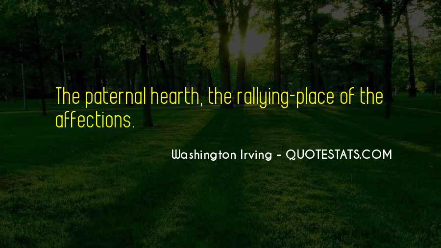 Washington Irving Quotes #1460677