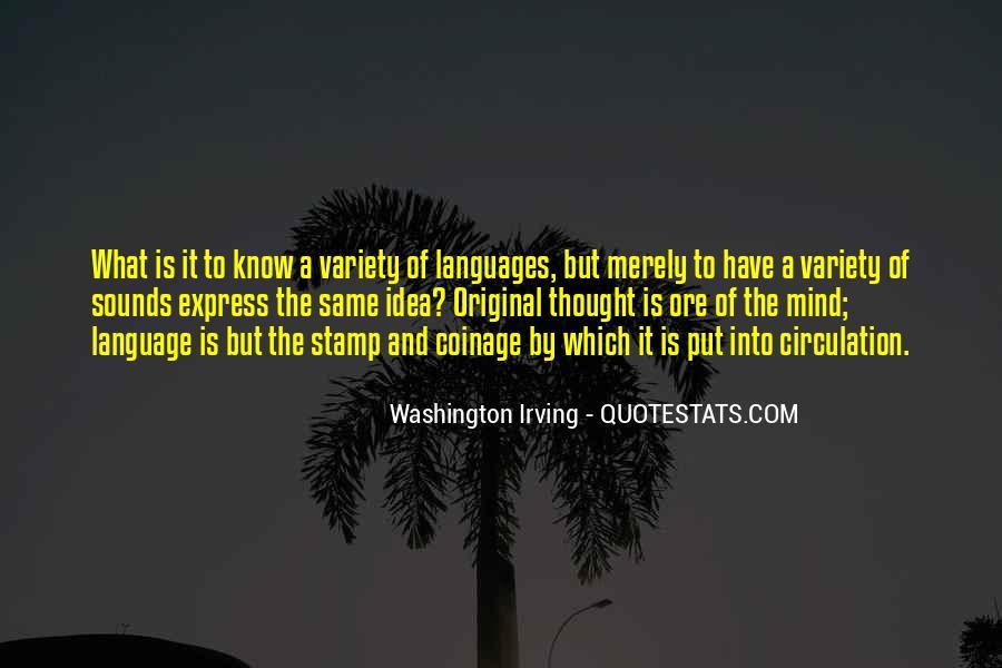 Washington Irving Quotes #146995