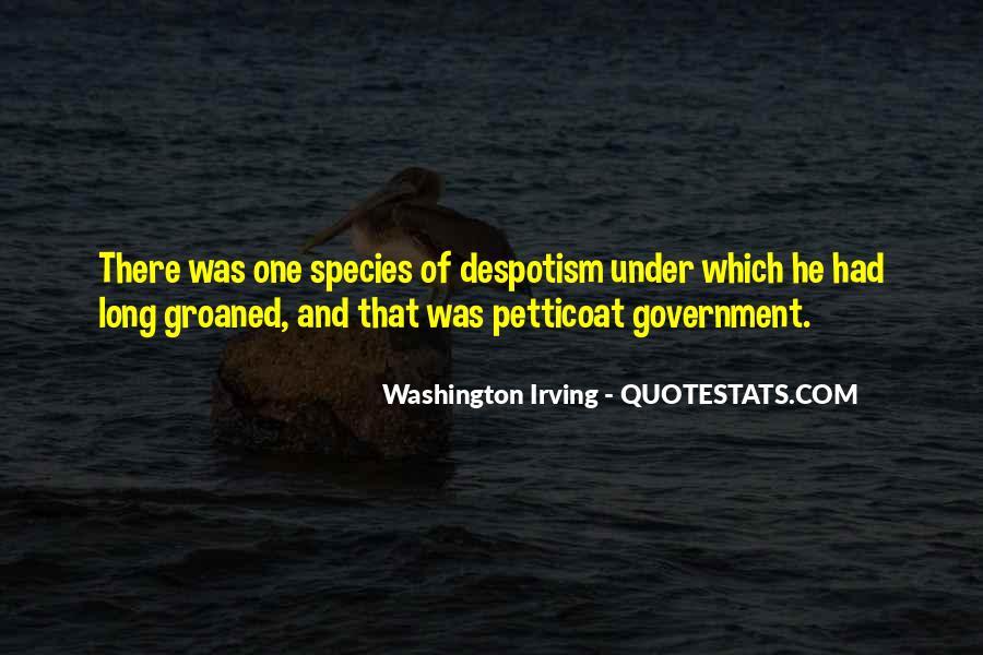 Washington Irving Quotes #1516781