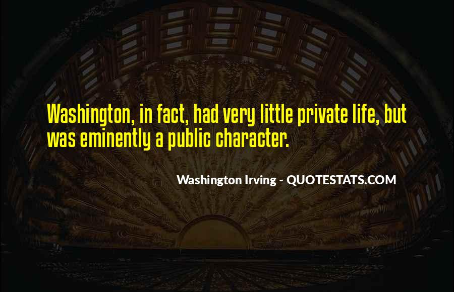 Washington Irving Quotes #1605503