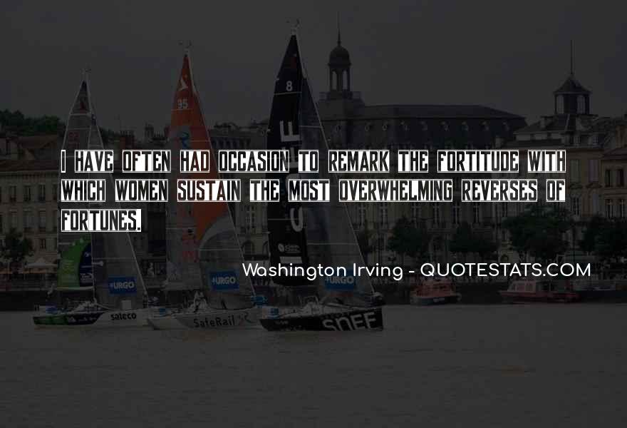 Washington Irving Quotes #1621632